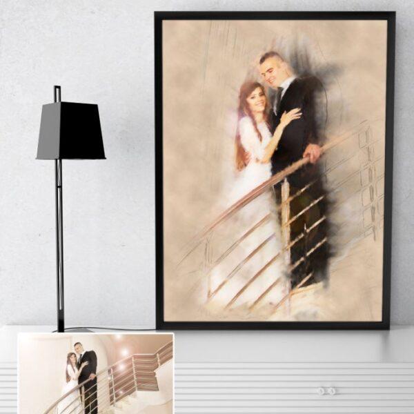 Personalized Photo Art